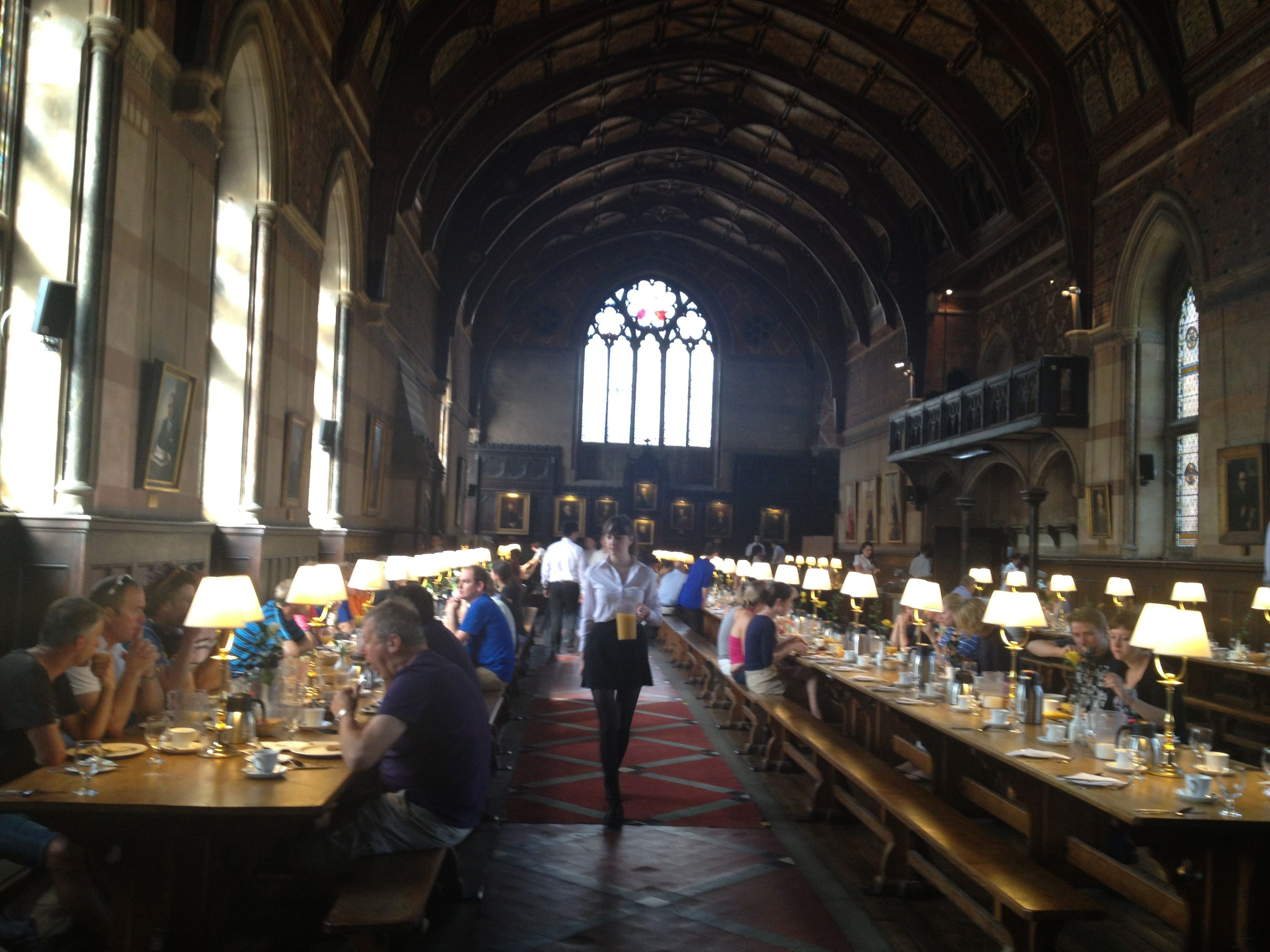 Img Keble College Meal Booking